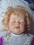 Puppen aus Porzellan, Jenny 1